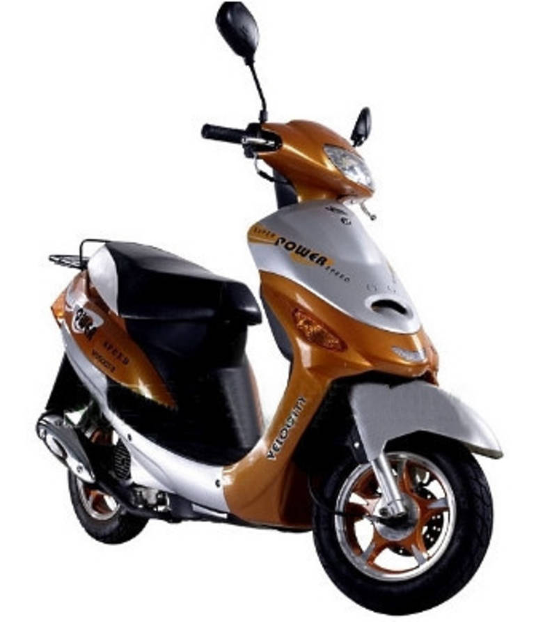 2012 Supermach 50cc 4 Stroke Velocity Moped Scooter, motorcycle listing