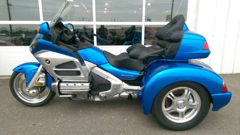 2013 Champion Trikes Honda GL 1800 (2012 - Up), motorcycle listing