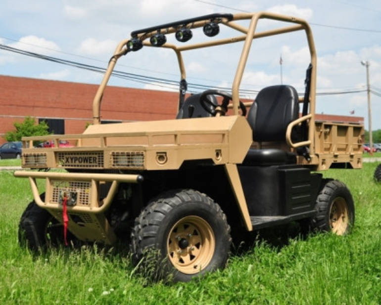 2014 Big Iron 500cc UTV as found on SaferWholesale, motorcycle listing