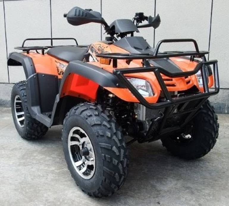2014 Cgr Monster 300cc ATV Four Wheeler, motorcycle listing