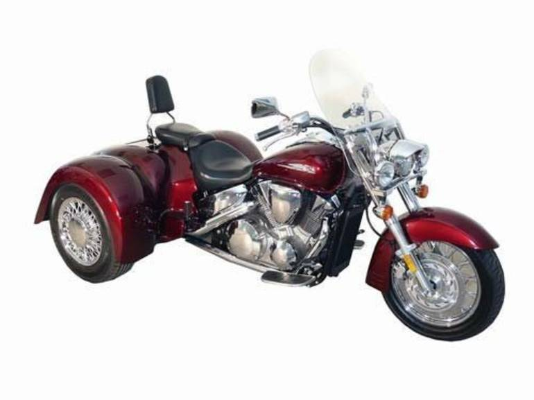 2014 Champion Sidecars And Trikes VTX1300 Trike, motorcycle listing
