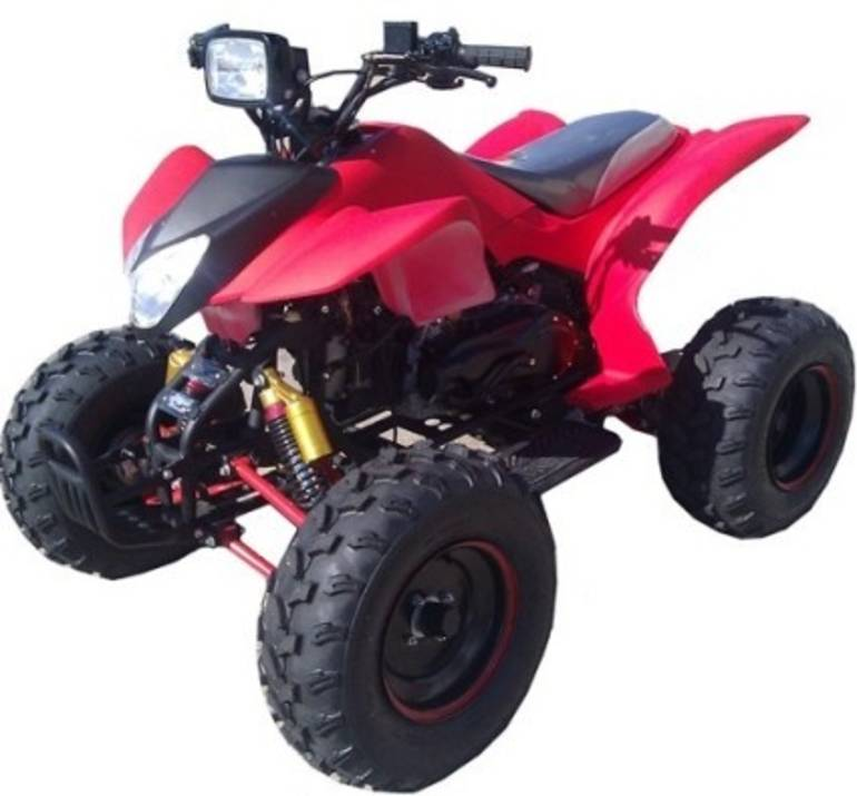 2014 China 150cc Type R 4-Stroke Fully Automatic ATV, motorcycle listing