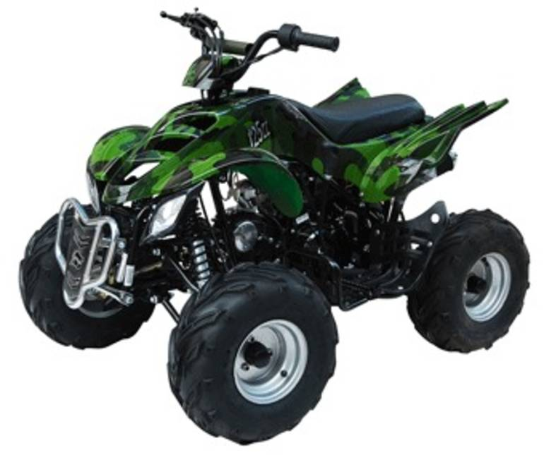 See more photos for this Gsi 125cc 4 Stroke Scorpion ATV W/Reverse!, 2014 motorcycle listing