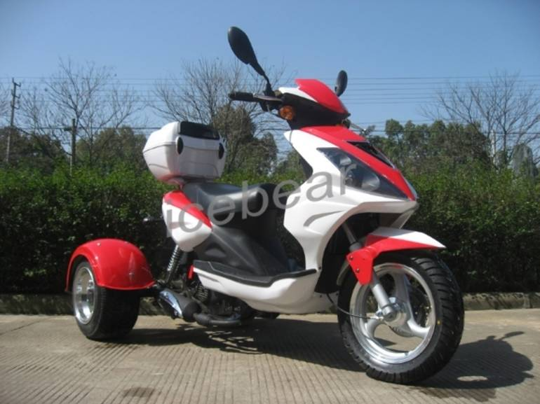 2014 Icebear 50CC AUTOMATIC TRIKE, motorcycle listing