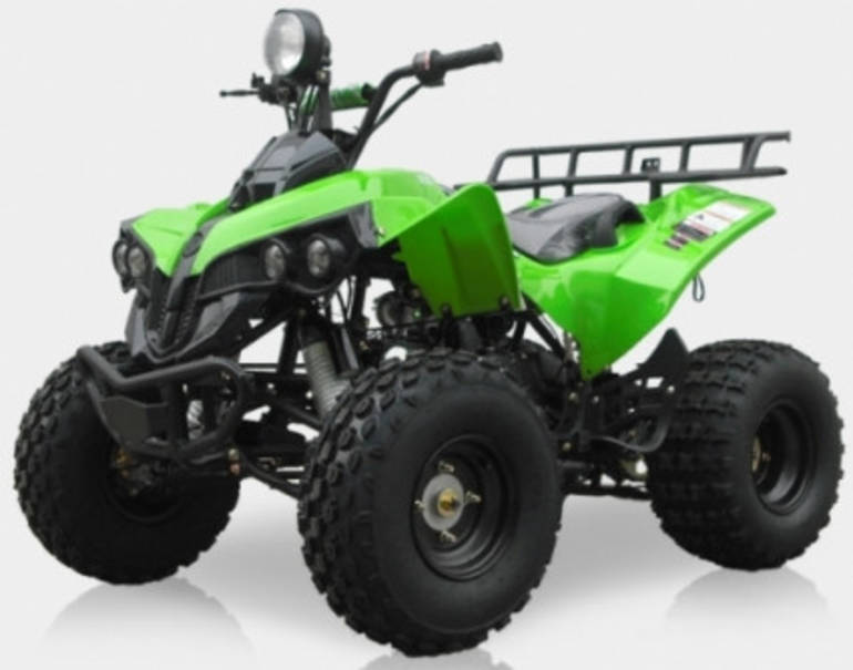 2014 Lg 125cc Midsize Fully Automatic ATV ON SALE, motorcycle listing