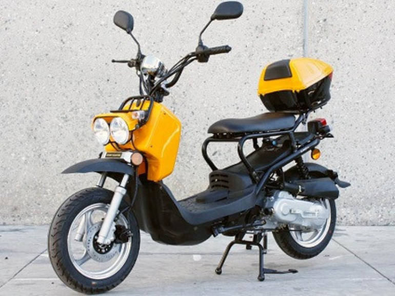 2014 Mc_Jm50 50cc 4 Stroke Scooter Moped, motorcycle listing