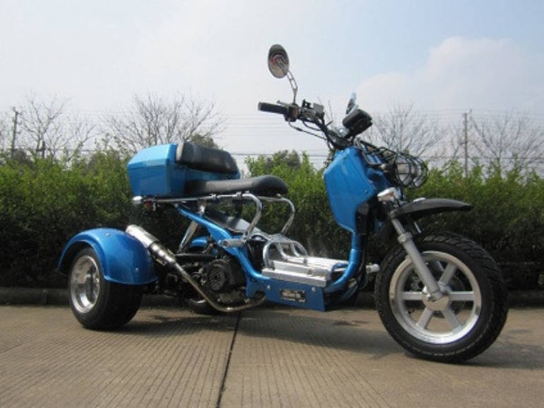 2014 Odyssey 150cc Odyssey Trike Moped Scooter by Safer Wholesale, motorcycle listing