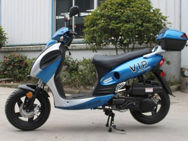 2014 Powermax 150cc Moped Scooter FOR SALE by SaferWholesale, motorcycle listing