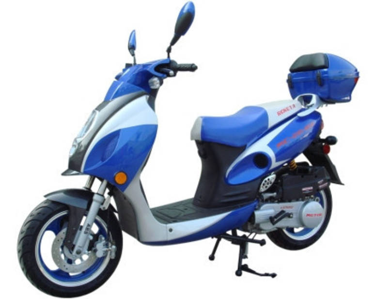 2014 Renadon 150cc 4-Stroke Moped Scooter, motorcycle listing