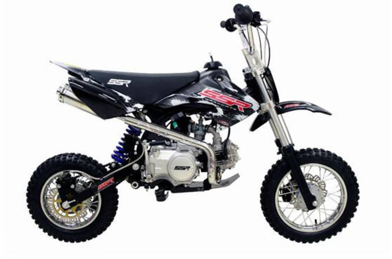 2014 Sunny 110cc Gazelle Dirt Bike ON SALE from SaferWholesale, motorcycle listing