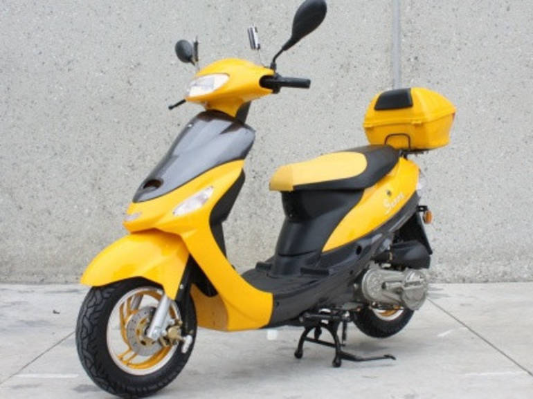 2014 Sunny 50cc MC_JL5A 4-Stroke Moped on SaferWholesale, motorcycle listing