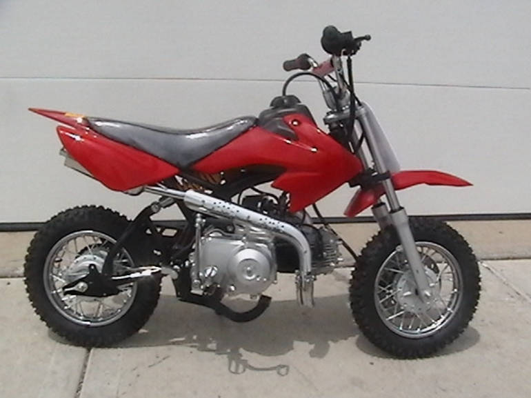 2014 Sunny 90cc Missile Semi Auto 4 Stroke Dirt Bike ON SALE!!!, motorcycle listing
