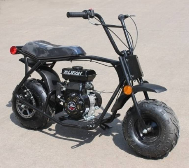 2014 Tao ATD-80A 80cc Mini Dirt Bike, motorcycle listing