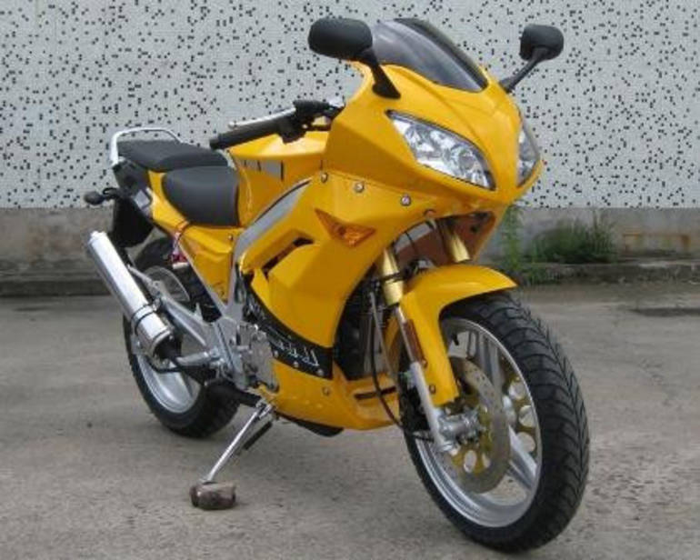 2015 Banshee 250cc Street Bike as found on SaferWholesale, motorcycle listing