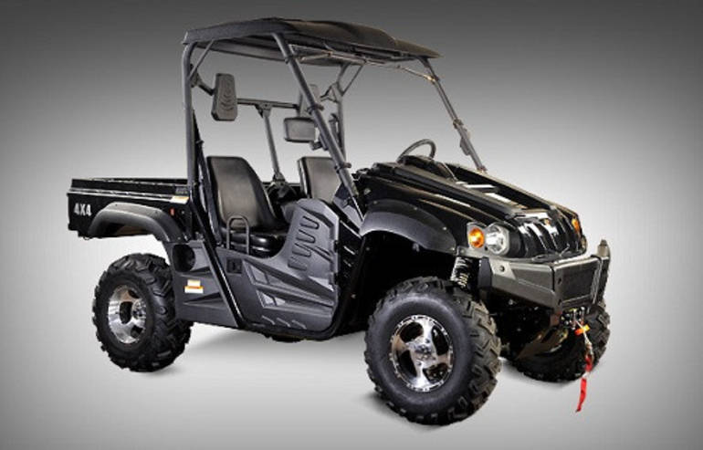 2015 Cannon 600cc Cannon UTV on SaferWholesale, motorcycle listing