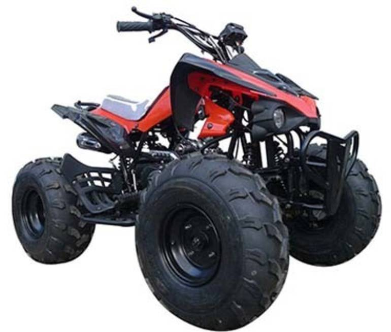 2015 Cgr 110cc Comet Sport ATV W/Reverse (Semi or Fully Auto), motorcycle listing