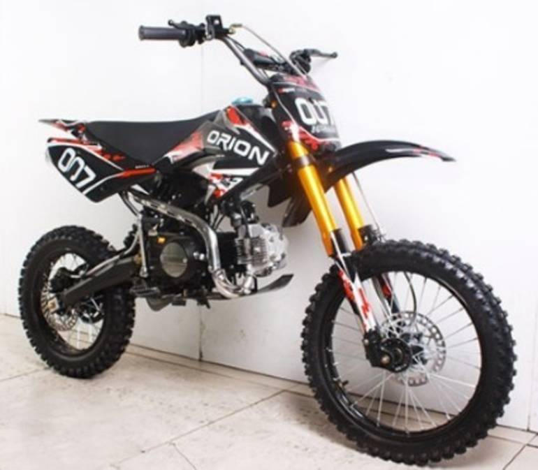 2015 Cgr Brand New 125cc MOTO-X Dirt Bike 4-Speed Manual Clutch, motorcycle listing