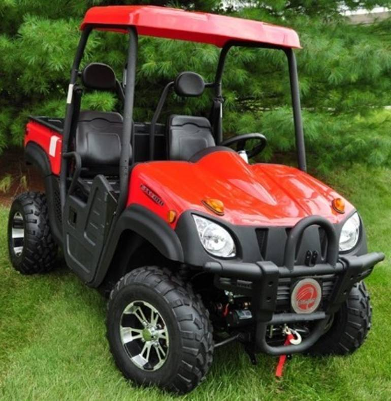 2015 Ez Go LG 300cc Appalachian UTV For Sale @ saferwholesale.com, motorcycle listing