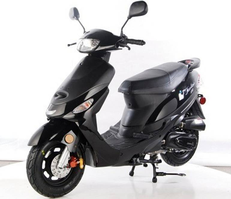 2015 Gsi 50cc MAUI DREAMER 4 Stroke Moped, motorcycle listing