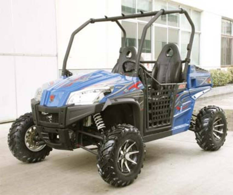 2015 Kms 500cc Bison UTV For Sale, motorcycle listing