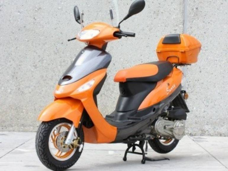 2015 Scd 50cc MC_JL5A 4-Stroke Moped Scooter, motorcycle listing