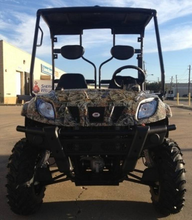 2015 Trailmaster Taurus Brand New 400S Rear Solid Axle UTV, motorcycle listing
