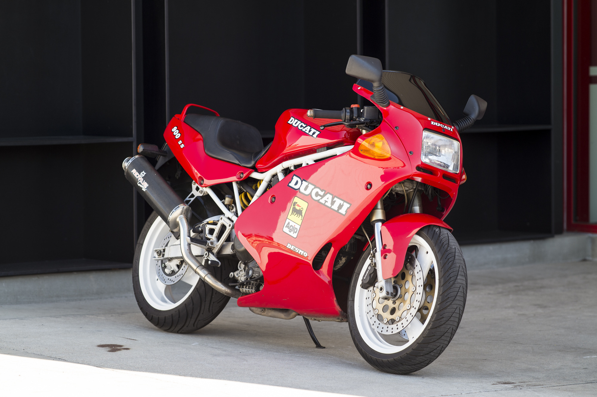 1991 Ducati SUPER SPORT 900, motorcycle listing
