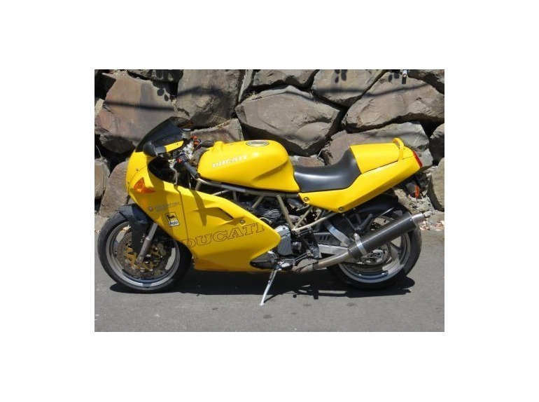 1997 Ducati 900 SUPERSPORT, motorcycle listing