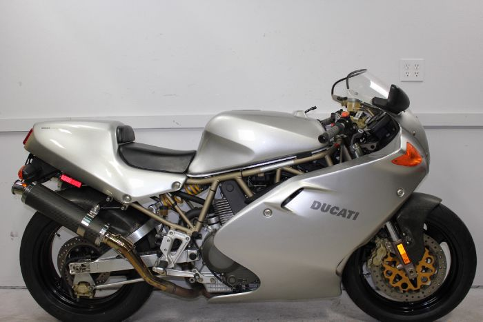 1998 Ducati 900ss FE, motorcycle listing