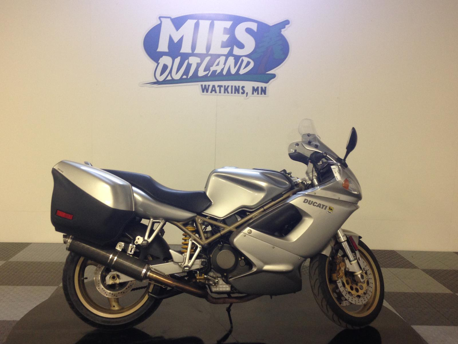 1998 Ducati ST 2, motorcycle listing