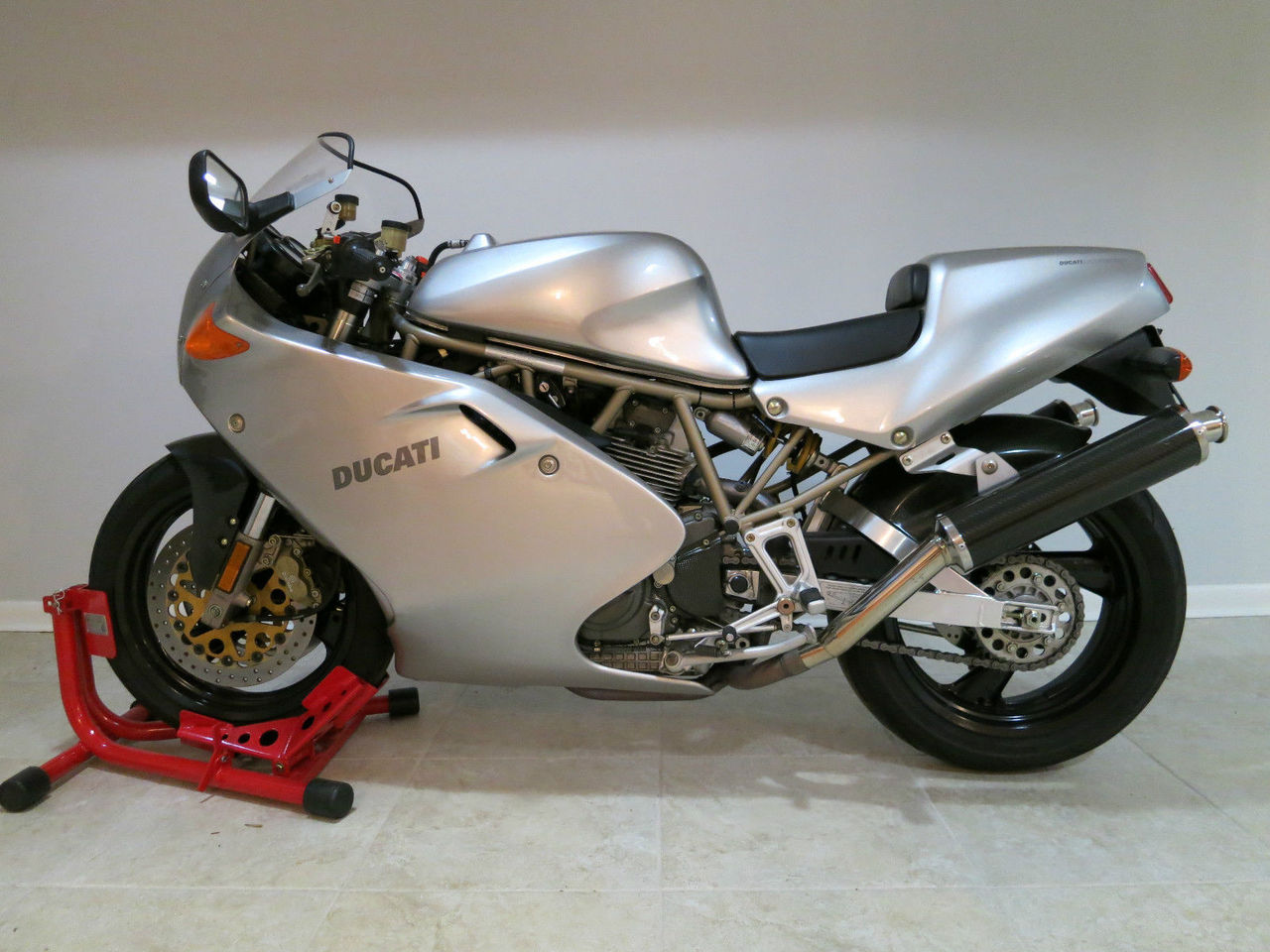 1998 Ducati Super Sport 900, motorcycle listing