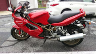 1999 Ducati St 4, motorcycle listing