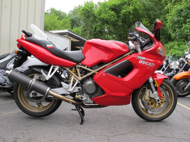2000 Ducati ST2, motorcycle listing