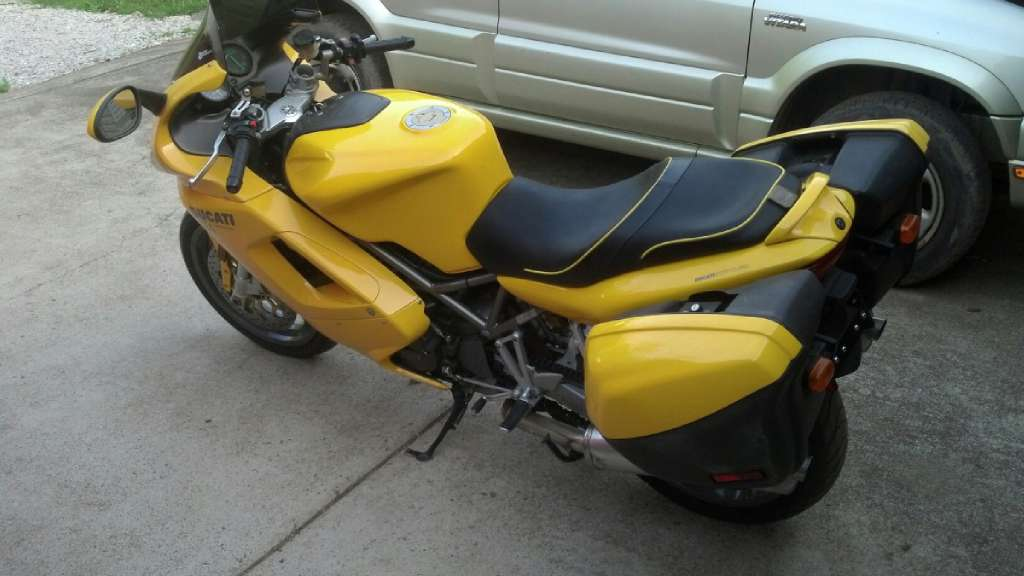 2000 Ducati ST4, motorcycle listing