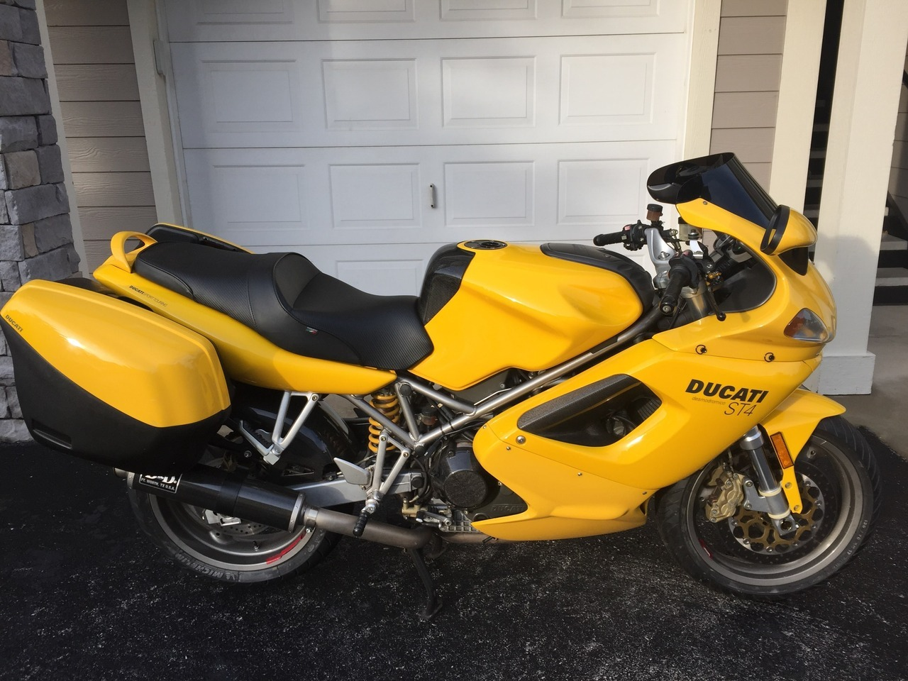 2000 Ducati St 4, motorcycle listing