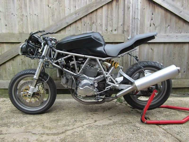 2001 Ducati Super Sport 750, motorcycle listing