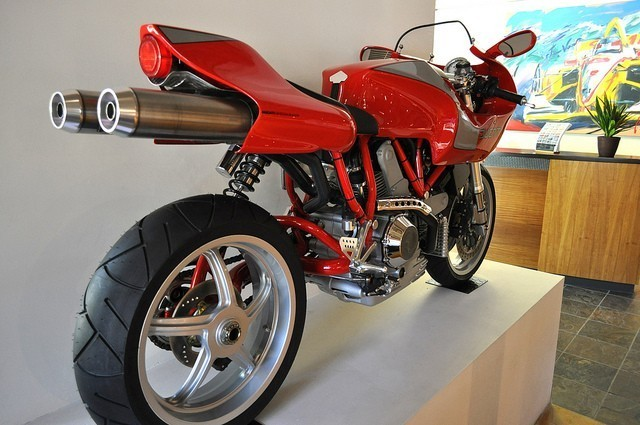 2002 Ducati Mh900 , motorcycle listing