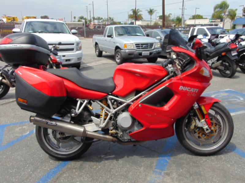 2002 Ducati ST4S, motorcycle listing