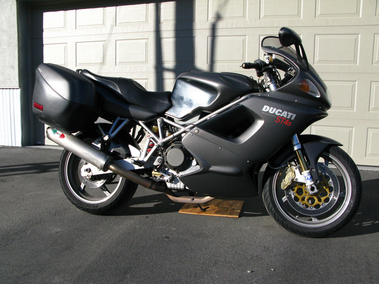2002 Ducati St 4S, motorcycle listing