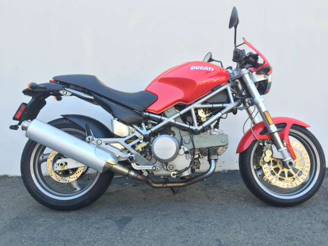 2003 Ducati Monster 620 i.e., motorcycle listing