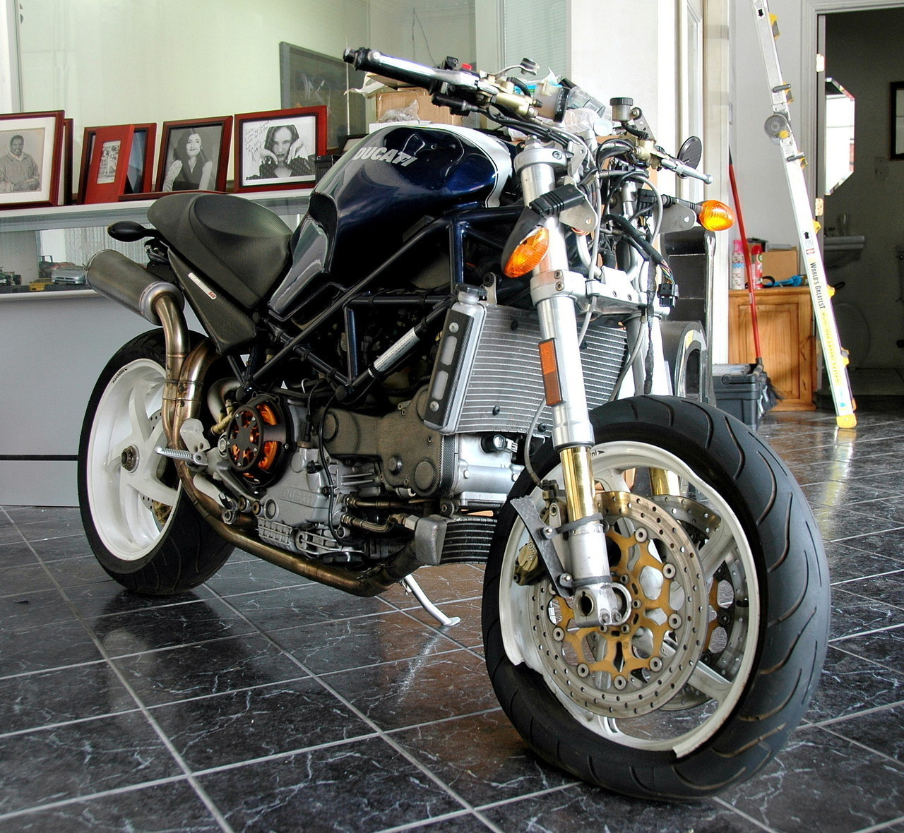 2004 Ducati MONSTER S4, motorcycle listing