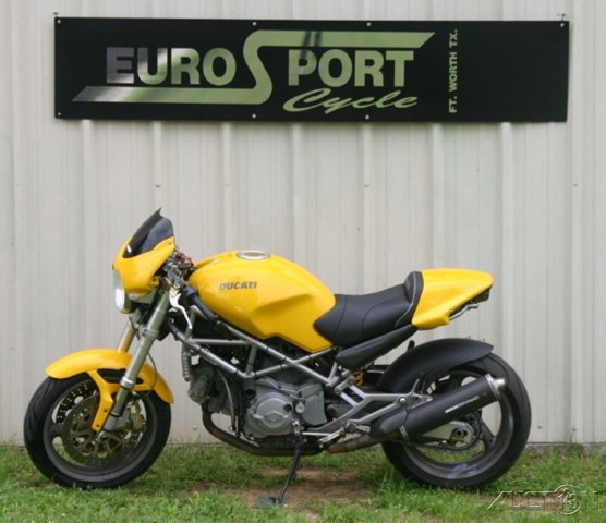 2004 Ducati Monster 1000S, motorcycle listing