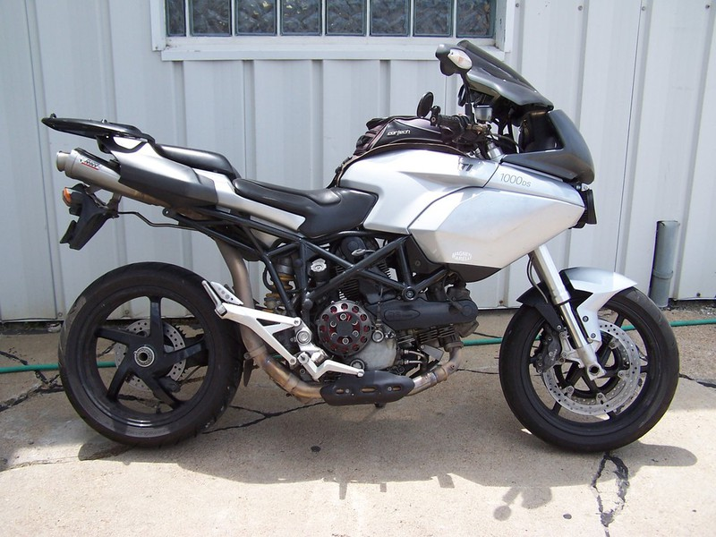 2004 Ducati Multistrada 1000 DS, motorcycle listing