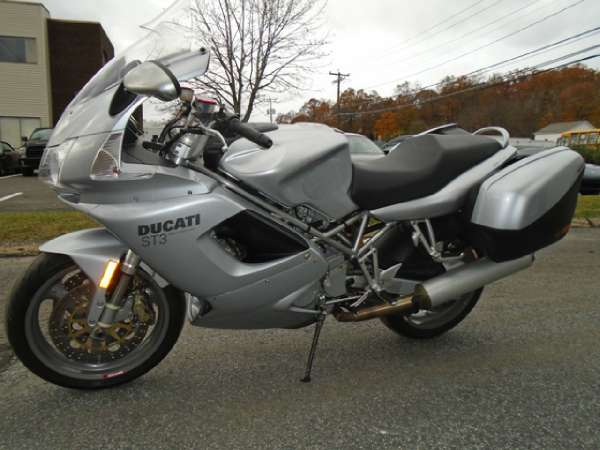 2004 Ducati ST3, motorcycle listing