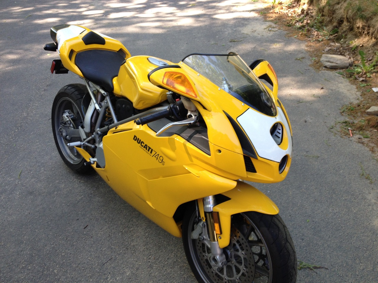 2004 Ducati Superbike 749 S, motorcycle listing