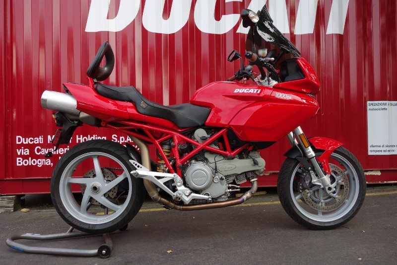 2005 Ducati MTS1000, motorcycle listing