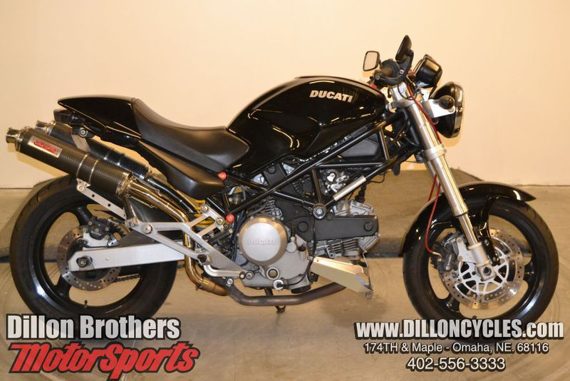 2005 Ducati Monster 620, motorcycle listing