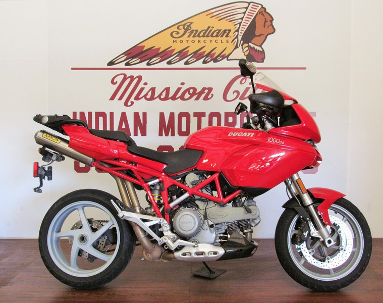 2005 Ducati Multistrada 1000 DS Low Miles, motorcycle listing