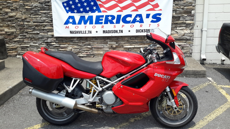 2005 Ducati ST 3, motorcycle listing