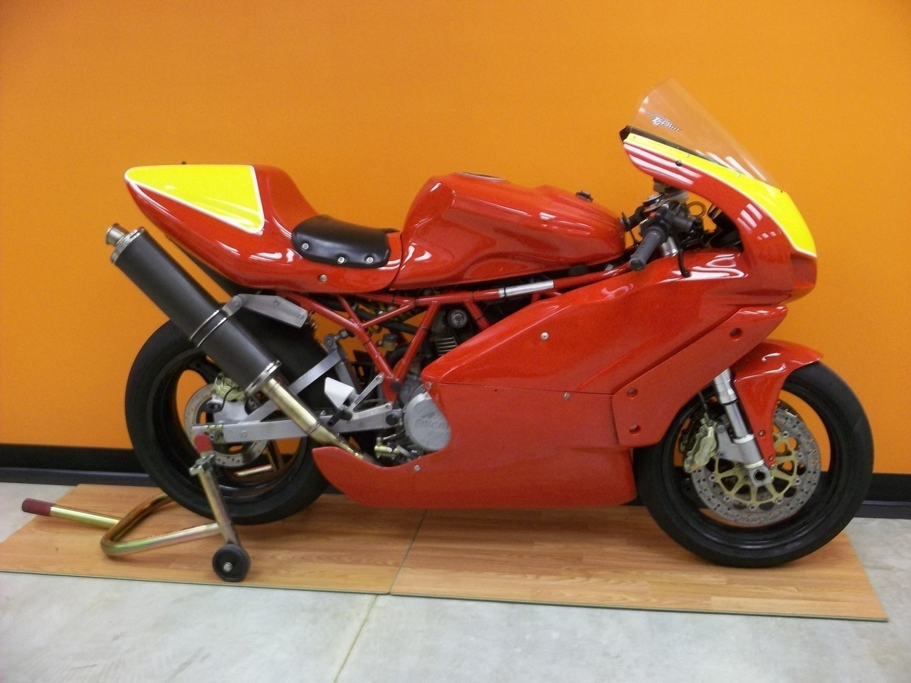 2006 Ducati 800 SS, motorcycle listing